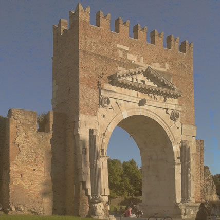 The Arch of Augustus